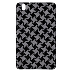 Houndstooth2 Black Marble & Gray Colored Pencil Samsung Galaxy Tab Pro 8 4 Hardshell Case by trendistuff