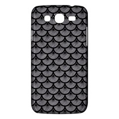 Scales3 Black Marble & Gray Colored Pencil (r) Samsung Galaxy Mega 5 8 I9152 Hardshell Case  by trendistuff
