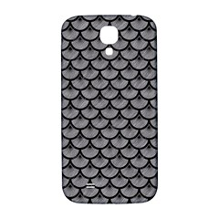 Scales3 Black Marble & Gray Colored Pencil (r) Samsung Galaxy S4 I9500/i9505  Hardshell Back Case by trendistuff