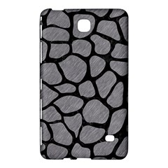 Skin1 Black Marble & Gray Colored Pencil Samsung Galaxy Tab 4 (8 ) Hardshell Case  by trendistuff