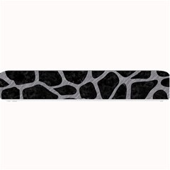 Skin1 Black Marble & Gray Colored Pencil (r) Small Bar Mats by trendistuff