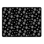 Xmas pattern Fleece Blanket (Small) 50 x40 Blanket Front