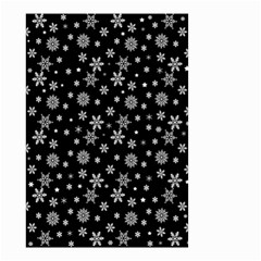 Xmas Pattern Small Garden Flag (two Sides)