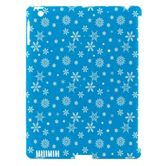 Xmas Pattern Apple Ipad 3/4 Hardshell Case (compatible With Smart Cover) by Valentinaart