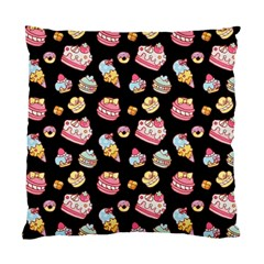 Sweet Pattern Standard Cushion Case (one Side)