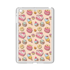 Sweet Pattern Ipad Mini 2 Enamel Coated Cases by Valentinaart