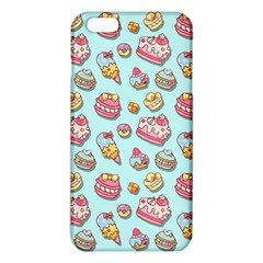 Sweet Pattern Iphone 6 Plus/6s Plus Tpu Case by Valentinaart