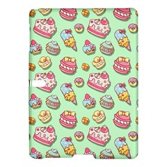 Sweet Pattern Samsung Galaxy Tab S (10 5 ) Hardshell Case  by Valentinaart