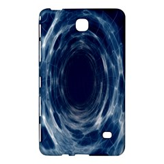 Worm Hole Line Space Blue Samsung Galaxy Tab 4 (8 ) Hardshell Case  by Mariart