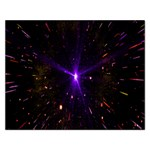 Animation Plasma Ball Going Hot Explode Bigbang Supernova Stars Shining Light Space Universe Zooming Rectangular Jigsaw Puzzl Front