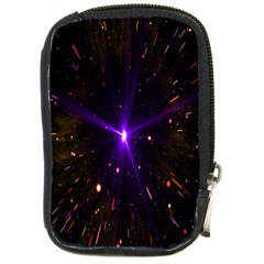 Animation Plasma Ball Going Hot Explode Bigbang Supernova Stars Shining Light Space Universe Zooming Compact Camera Cases by Mariart