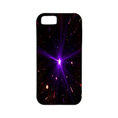 Animation Plasma Ball Going Hot Explode Bigbang Supernova Stars Shining Light Space Universe Zooming Apple Iphone 5 Classic Hardshell Case (pc+silicone) by Mariart