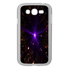 Animation Plasma Ball Going Hot Explode Bigbang Supernova Stars Shining Light Space Universe Zooming Samsung Galaxy Grand Duos I9082 Case (white)