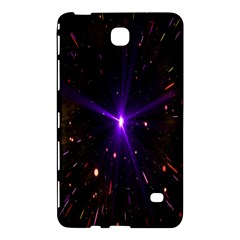 Animation Plasma Ball Going Hot Explode Bigbang Supernova Stars Shining Light Space Universe Zooming Samsung Galaxy Tab 4 (8 ) Hardshell Case  by Mariart
