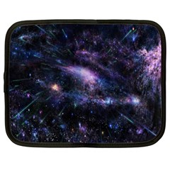 Animation Plasma Ball Going Hot Explode Bigbang Supernova Stars Shining Light Space Universe Zooming Netbook Case (xl)  by Mariart