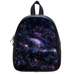 Animation Plasma Ball Going Hot Explode Bigbang Supernova Stars Shining Light Space Universe Zooming School Bag (small) by Mariart