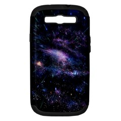 Animation Plasma Ball Going Hot Explode Bigbang Supernova Stars Shining Light Space Universe Zooming Samsung Galaxy S Iii Hardshell Case (pc+silicone)