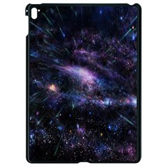 Animation Plasma Ball Going Hot Explode Bigbang Supernova Stars Shining Light Space Universe Zooming Apple Ipad Pro 9 7   Black Seamless Case by Mariart