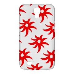 Star Figure Form Pattern Structure Samsung Galaxy Mega 6 3  I9200 Hardshell Case