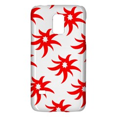 Star Figure Form Pattern Structure Galaxy S5 Mini by Nexatart