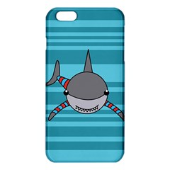 Shark Sea Fish Animal Ocean Iphone 6 Plus/6s Plus Tpu Case by Nexatart