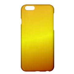 Gradient Orange Heat Apple Iphone 6 Plus/6s Plus Hardshell Case