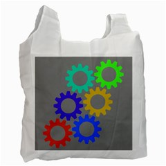 Gear Transmission Options Settings Recycle Bag (one Side)