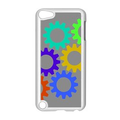 Gear Transmission Options Settings Apple Ipod Touch 5 Case (white)