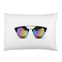 Sunglasses Shades Eyewear Pillow Case (two Sides)