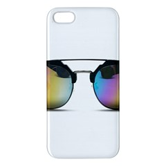 Sunglasses Shades Eyewear Apple Iphone 5 Premium Hardshell Case