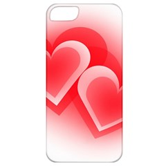 Heart Love Romantic Art Abstract Apple Iphone 5 Classic Hardshell Case