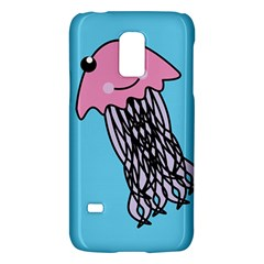 Jellyfish Cute Illustration Cartoon Galaxy S5 Mini