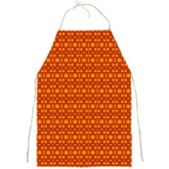Pattern Creative Background Full Print Aprons