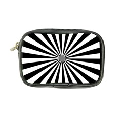 Rays Stripes Ray Laser Background Coin Purse by Nexatart