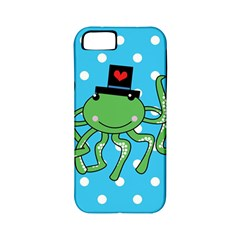 Octopus Sea Animal Ocean Marine Apple Iphone 5 Classic Hardshell Case (pc+silicone) by Nexatart