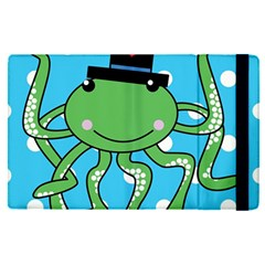 Octopus Sea Animal Ocean Marine Apple Ipad Pro 12 9   Flip Case by Nexatart