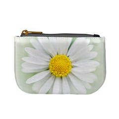 Art Daisy Flower Art Flower Deco Mini Coin Purses