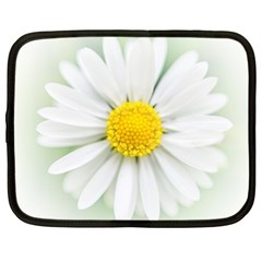 Art Daisy Flower Art Flower Deco Netbook Case (xxl)  by Nexatart