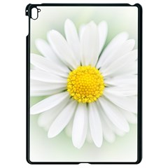 Art Daisy Flower Art Flower Deco Apple Ipad Pro 9 7   Black Seamless Case
