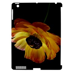 Ranunculus Yellow Orange Blossom Apple Ipad 3/4 Hardshell Case (compatible With Smart Cover) by Nexatart