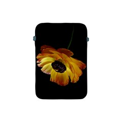 Ranunculus Yellow Orange Blossom Apple Ipad Mini Protective Soft Cases by Nexatart