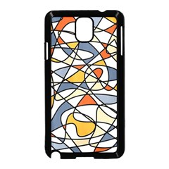 Abstract Background Abstract Samsung Galaxy Note 3 Neo Hardshell Case (black)