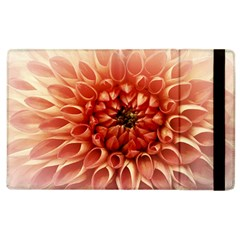 Dahlia Flower Joy Nature Luck Apple Ipad 2 Flip Case