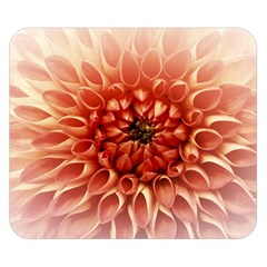 Dahlia Flower Joy Nature Luck Double Sided Flano Blanket (small)  by Nexatart