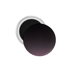 Halftone Background Pattern Black 1 75  Magnets by Nexatart