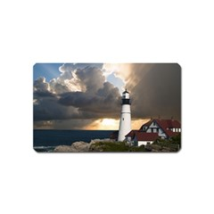 Lighthouse Beacon Light House Magnet (name Card)
