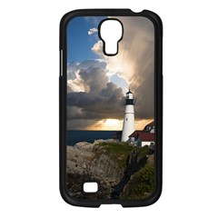 Lighthouse Beacon Light House Samsung Galaxy S4 I9500/ I9505 Case (black)