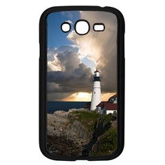 Lighthouse Beacon Light House Samsung Galaxy Grand Duos I9082 Case (black)