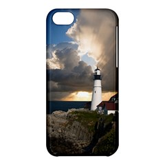 Lighthouse Beacon Light House Apple Iphone 5c Hardshell Case