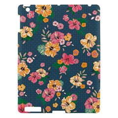 Aloha Hawaii Flower Floral Sexy Apple Ipad 3/4 Hardshell Case by Mariart